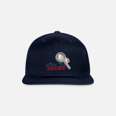 Program-what-you-do I Try to succeed - Snapback Cap