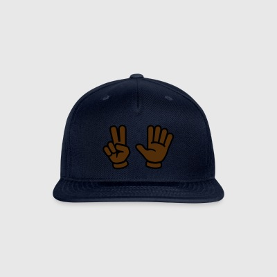 Ancient Peace - Snap-back Baseball Cap