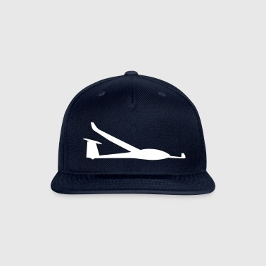 glider LS8 - Snap-back Baseball Cap
