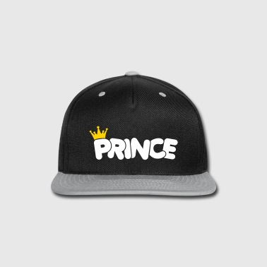 prince - Snap-back Baseball Cap