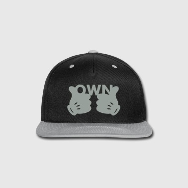 OWN HANDS - Snap-back Baseball Cap
