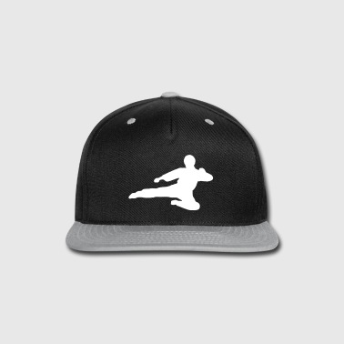 Karate - Martial Arts - Snap-back Baseball Cap