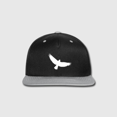 Hawk - Snap-back Baseball Cap