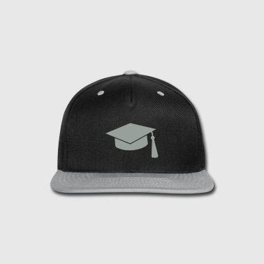 graduation hat - Snap-back Baseball Cap