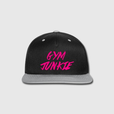 Fitness,Fitness clothing ,Active Wear,fit affinity - Snap-back Baseball Cap