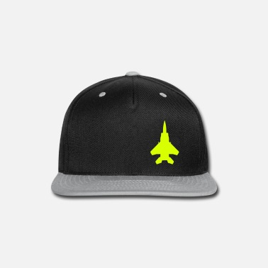 Paper Jet - Snap-back Baseball Cap