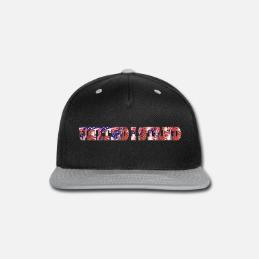 Us Flag United I Stand - Snapback Cap