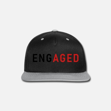 Engagement ENGAGED - Snap-back Baseball Cap
