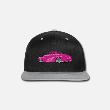 Hot Rod Hot Rod - Snap-back Baseball Cap