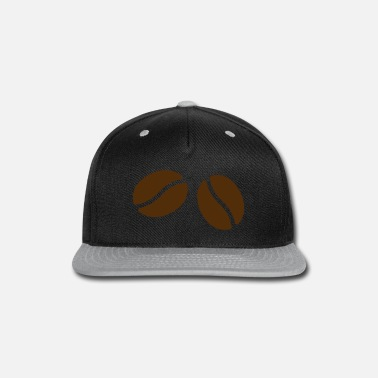 Coffee Coffee Beans - Snap-back Baseball Cap