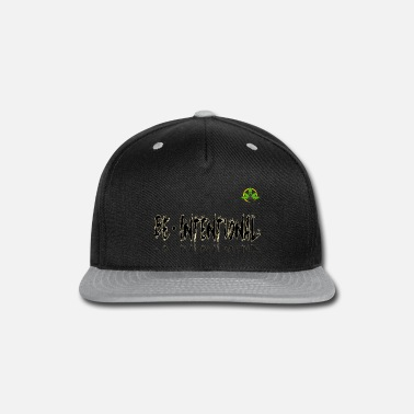 Intention Be Intentional - Snapback Cap