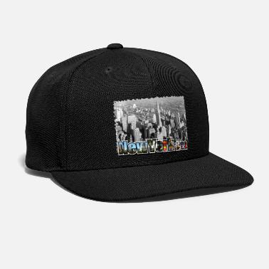 New New-York - Snapback Cap