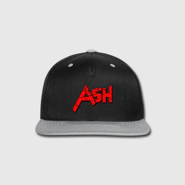 Ash cooltweezerman554 - Snap-back Baseball Cap