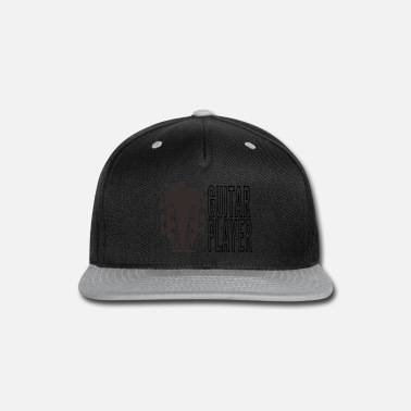 Guitar Player guitar player - Snapback Cap