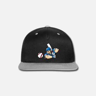 Baseball Players baseball player - Snapback Cap