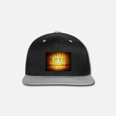 Bless You Bless You And Keep You - Snapback Cap
