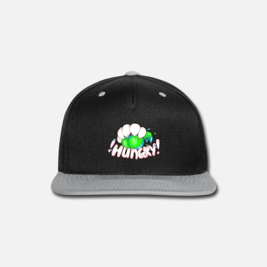 Hungry HUNGRY - Snap-back Baseball Cap