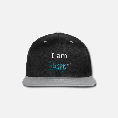I am Sharp - Snapback Cap
