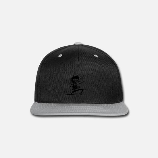 679e9b50c39517 Frankenstein punk Snapback Cap | Spreadshirt