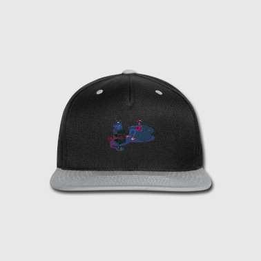 Tv TV - Snap-back Baseball Cap