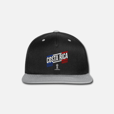 Costa Rica Costa Rica Stripes - Snap-back Baseball Cap