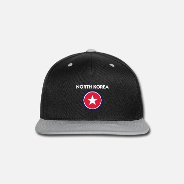 North Korea North Korea - Snapback Cap