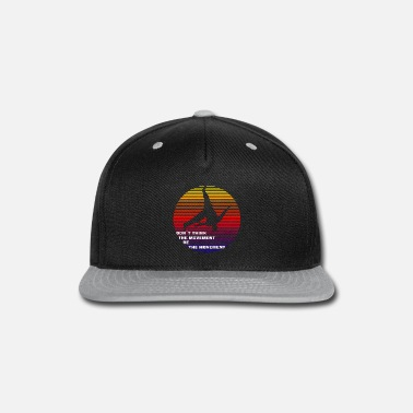 Parkour parkour - Snap-back Baseball Cap
