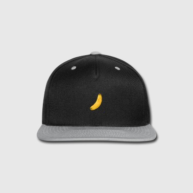 Banana - Snap-back Baseball Cap