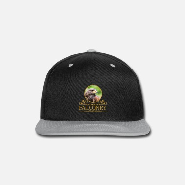 Hawk Falconry Buzzard Harri's Hawk - Snapback Cap