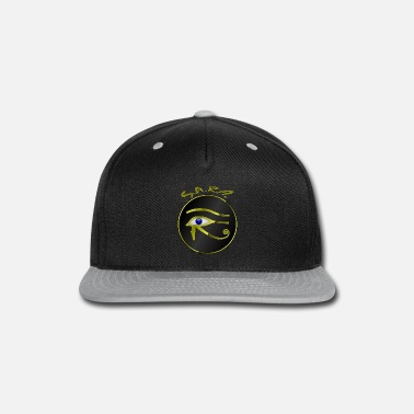 Ancient horus eye egypt - Snapback Cap