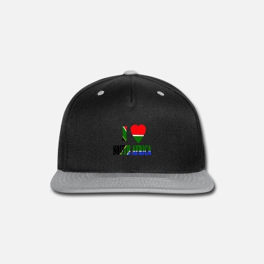 South I love South Africa - Snapback Cap