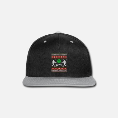 Softball Softball Shirts - Softball Christmas Shirt - Snap-back Baseball Cap