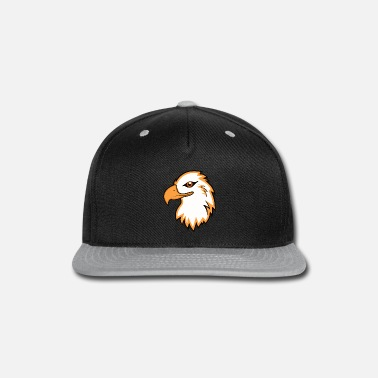 Eagle Head Eagle head - Snap-back Baseball Cap