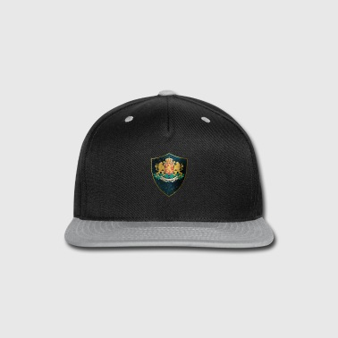Bulgaria Coat of Arms - Snap-back Baseball Cap