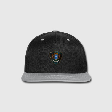 Somalia Coat of Arms - Snap-back Baseball Cap