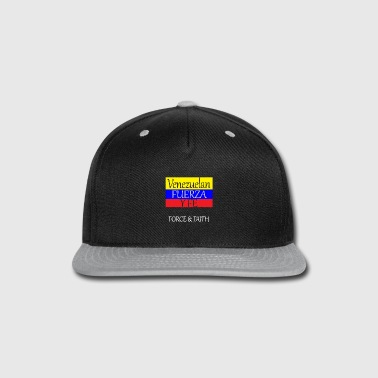 Dictatorship Venezuelan - Snap-back Baseball Cap