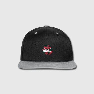 Prayer Livin` on a Prayer - Snap-back Baseball Cap