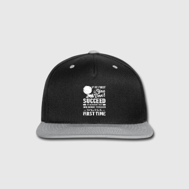 Grade Proud 3rd Grade Teacher - Snap-back Baseball Cap