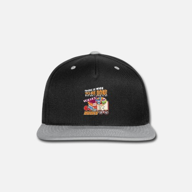 Comic Book Comic Books - Snapback Cap