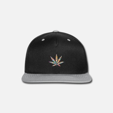 Taylor Marijuana 19 Flower - Snap-back Baseball Cap