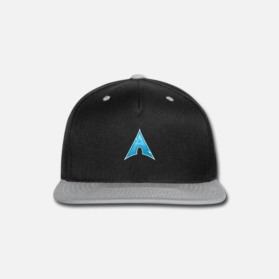 Computer Genius Arch Logo Gift Linux Love Symbol Snapback