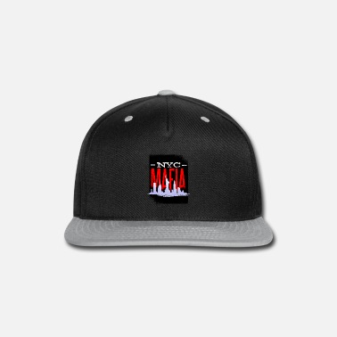 Mafia nyc mafia - Snap-back Baseball Cap