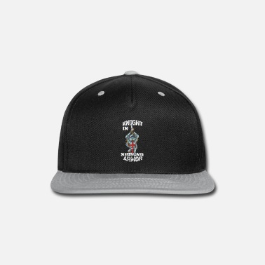 Shinee Knight in Shining Armor - Snap-back Baseball Cap