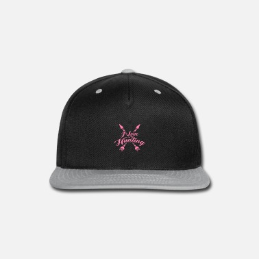 Dog Hunt Deer Hunting dog Hunting Hunter - Snap-back Baseball Cap