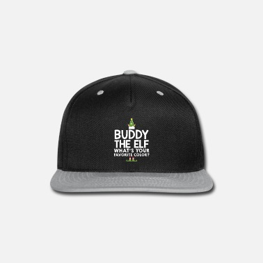 Magic Buddy the Elf - Snapback Cap