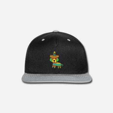 Dog Breed Beagle Cinco de Mayo Shirt Funny Dog Pinata Gift D - Snapback Cap