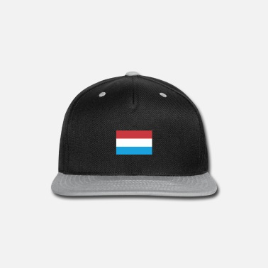 Flag Of Flag of Luxembourg, Luxembourgs flag - Snapback Cap