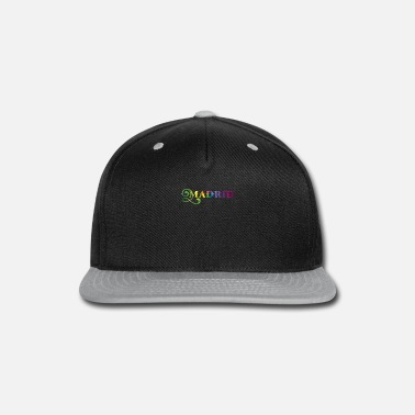 Angel Bestseller Madrid Spain City Premium Gift - Snapback Cap