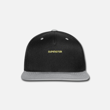 Superstar No SUPERSTAR - Snapback Cap
