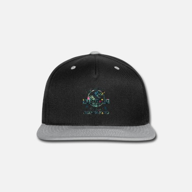 Aunt don't mess with me MAMASAURUS you will get - Snapback Cap